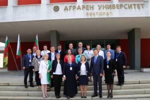 20 мая в болгарском городе Пловдив Ассамблея народов Евразии провела сельскохозяйственный форум и подписала соглашение о сотрудничестве