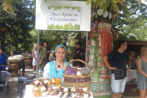 Фестиваль национальной кухни народов Крыма в городе Севастополе