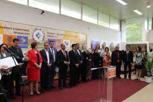 Мастера из России приняли участие в Международном фестивале искусств и ремесел в селе Орешак в Болгарии